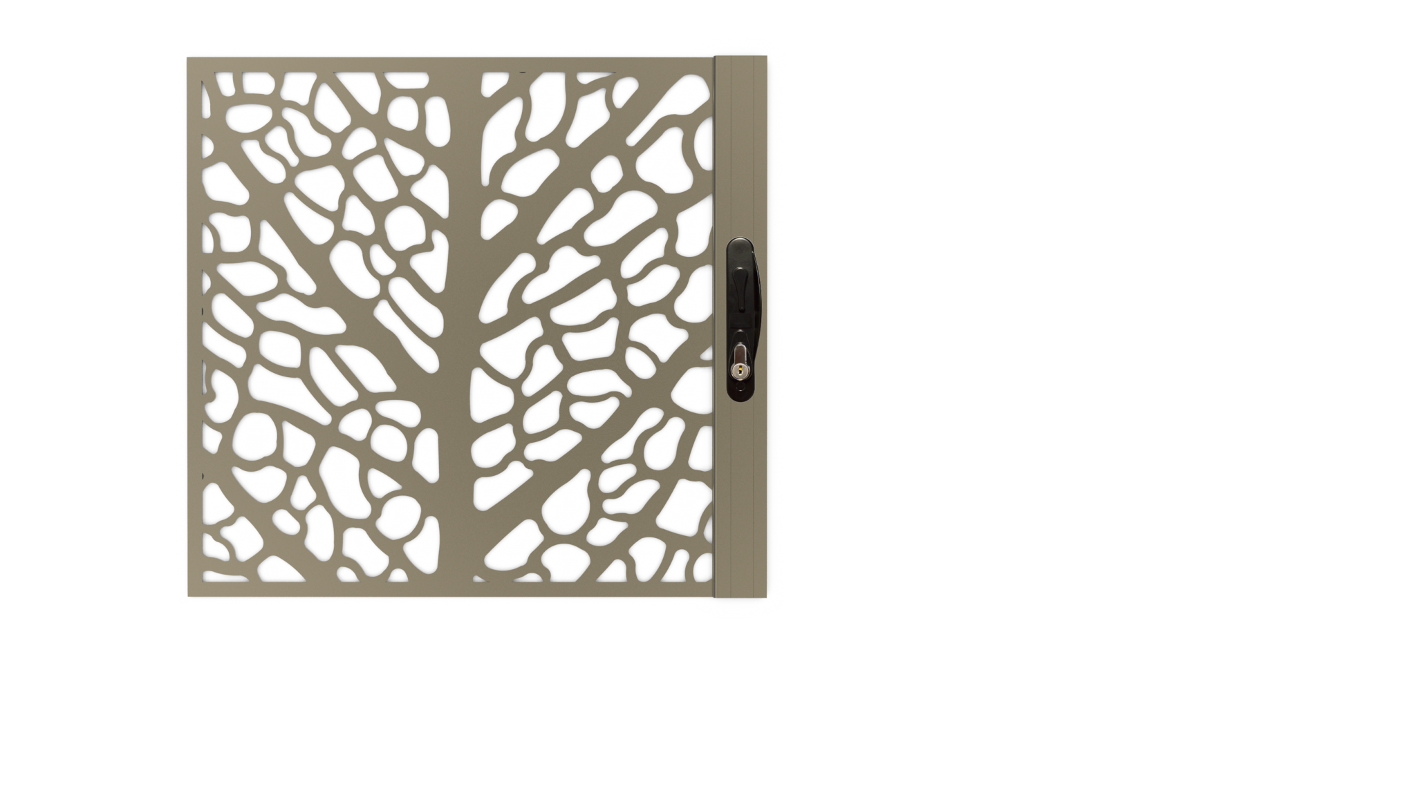 Laser cut decorative security screens for door and windows for Decorative screen doors