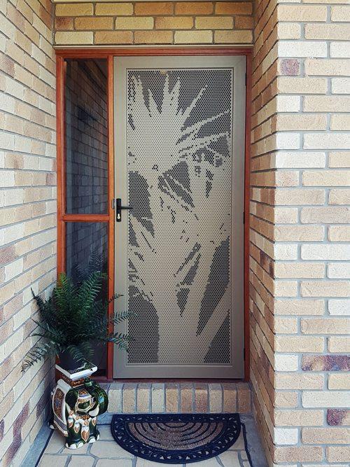 Genial DECOVIEW DECORATIVE SECURITY SCREEN DOORS