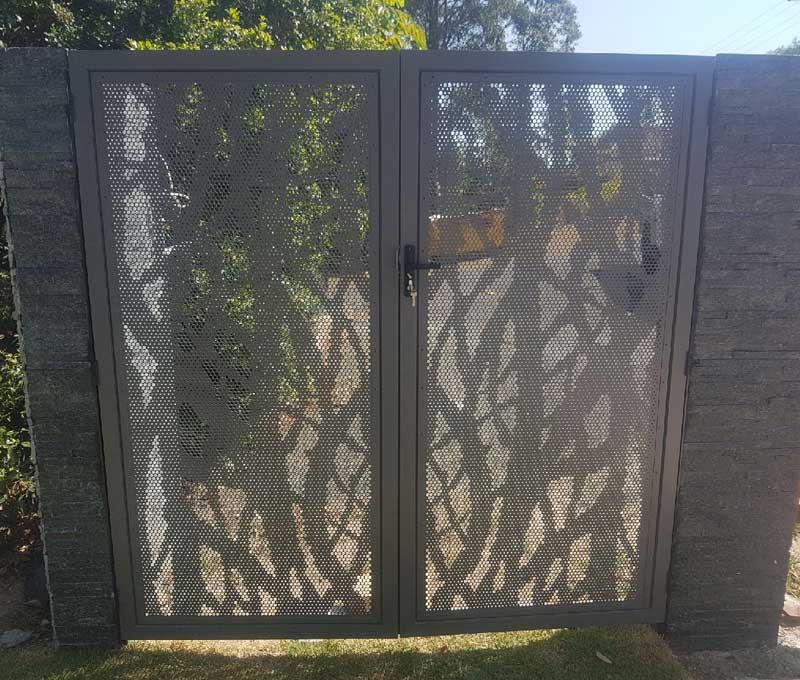 Laser Cut Decorative Privacy Screens